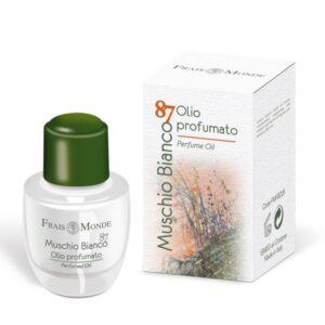 Olio profumato muschio bianco 87 12ml