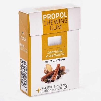 Chewing Gum con Propoli e Stevia - Cannella