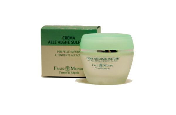 Crema  Purificante alle Alghe Sulfuree