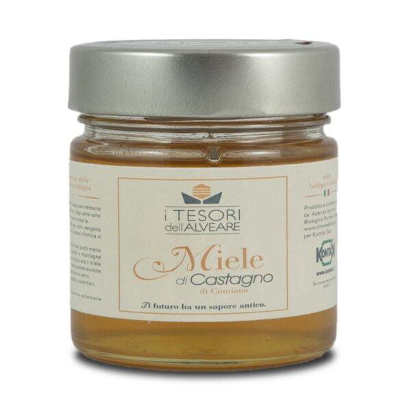 Miele italiano castagno 500 g