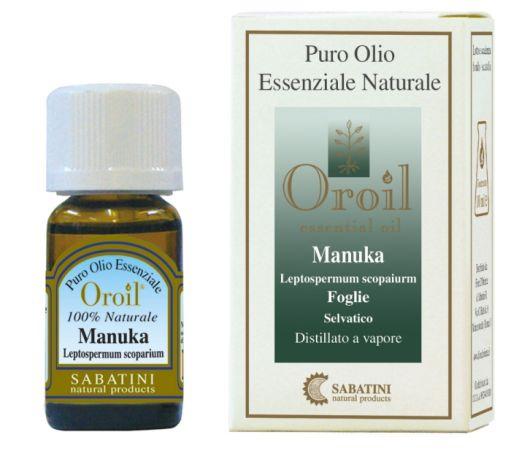 Olio essenziale Manuka 5 ml