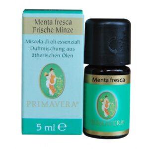 Olio essenziale Menta fresca 5 ml
