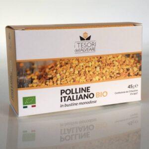 Polline italiano biologico