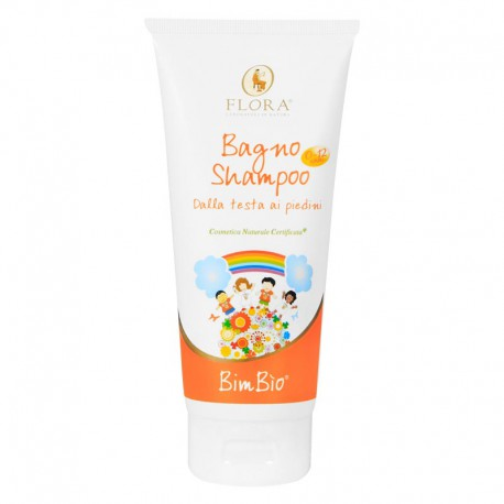 Bagno shampoo bimbio