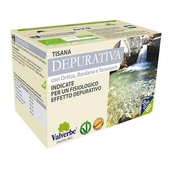 DEPURATIVA - 20 Bustine
