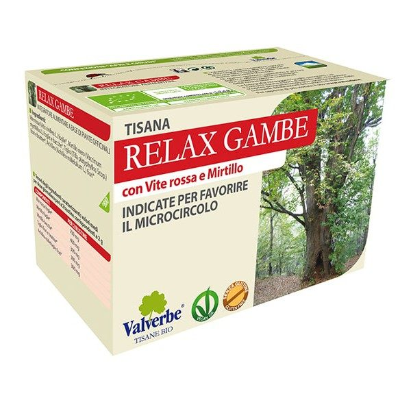RELAX GAMBE - 20 Bustine