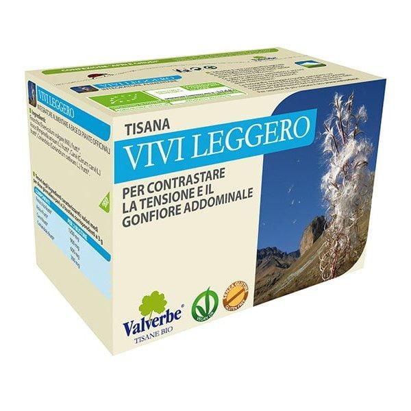 VIVI LEGGERO - 20 Bustine