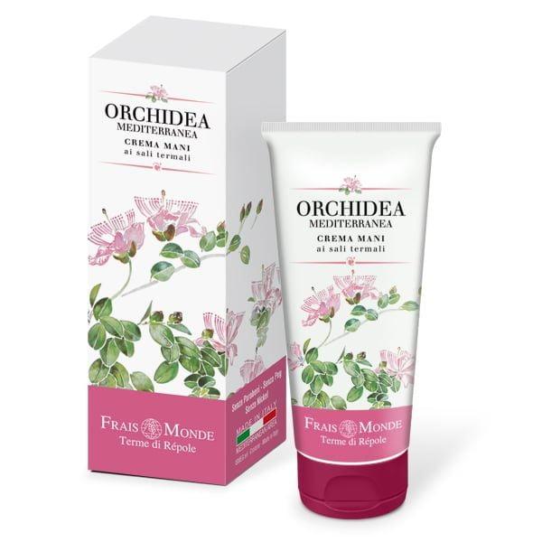 Crema Mani Orchidea Mediterranea