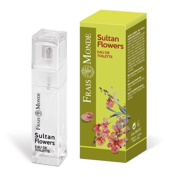 Eau De Toilette Sultan flowers