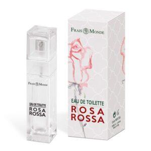 Eau De Toilette Termale Spa Rosa rossa