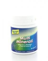 Multi minerali