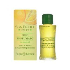 Olio Profumato Arancia e Foglie di Peperoncino
