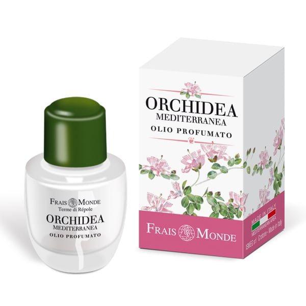 Olio Profumato Orchidea Mediterranea
