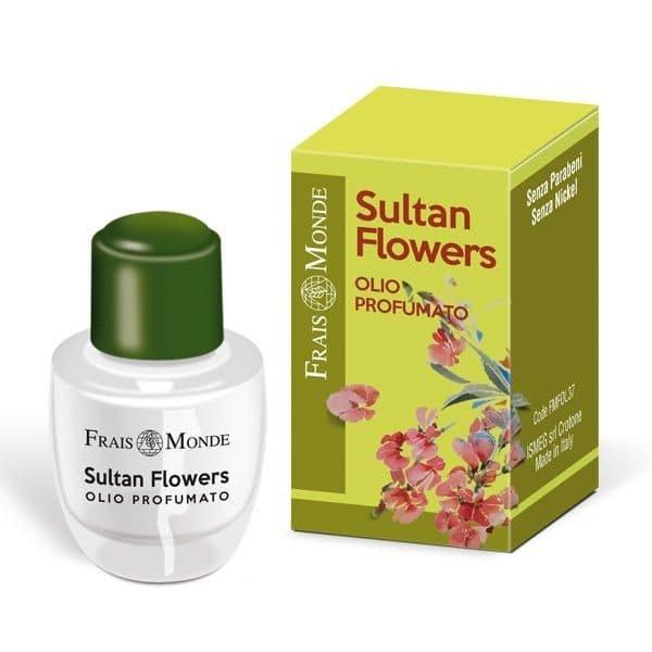 Olio Profumato Sultan flowers