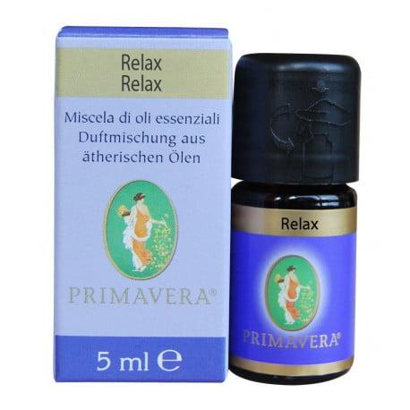 Relax 10 ml. miscela o.e.