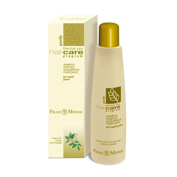 Shampoo Vegetale Equilibrante Purificante - Purify