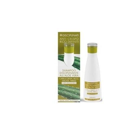 Shampoo disciplinante all'Aloe Vera 200 ml