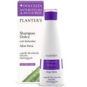 Shampoo dolce all'Aloe Vera 200 ml