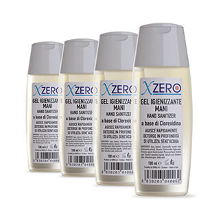 XZERO GEL MANI 100 ml
